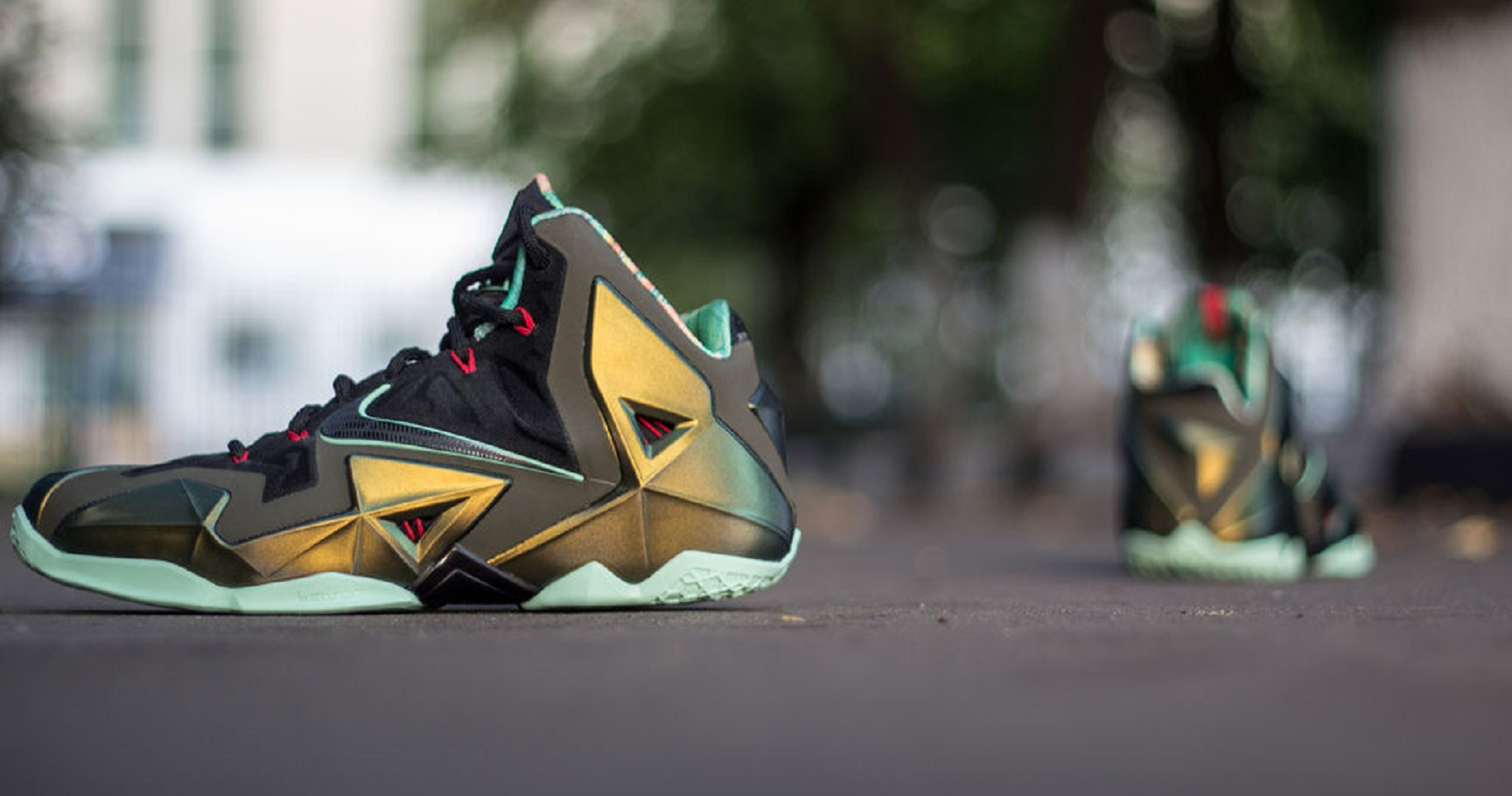 The Coolest Basketball Shoes In The World