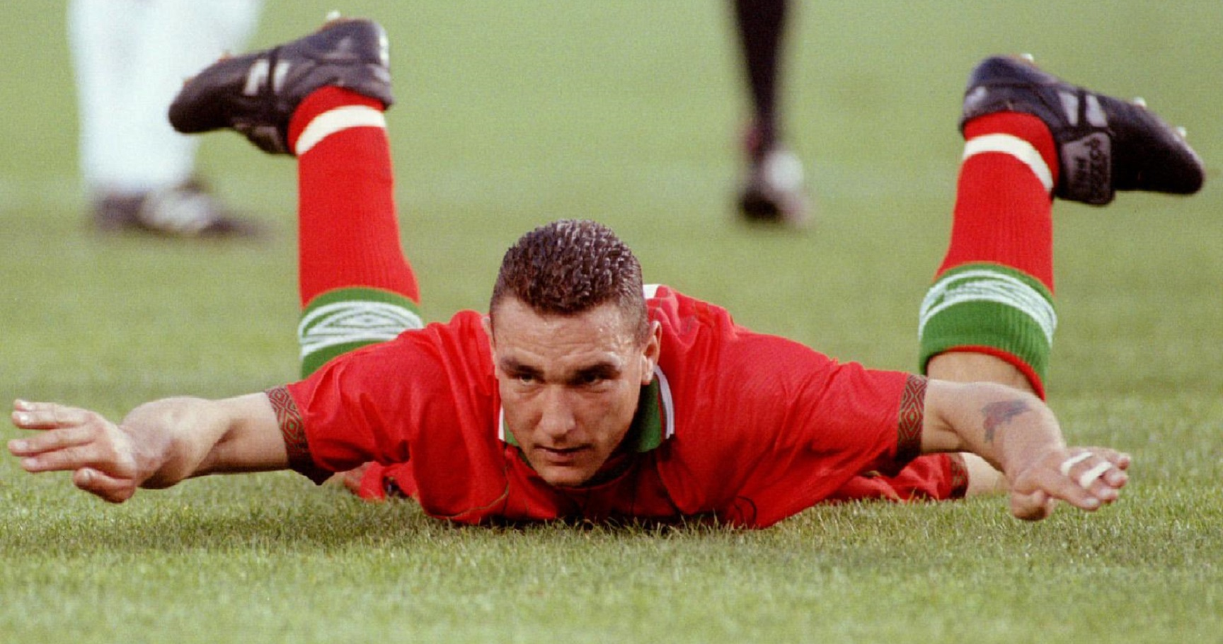 Soccer Players: Top 15 Toughest Soccer Players Of All Time