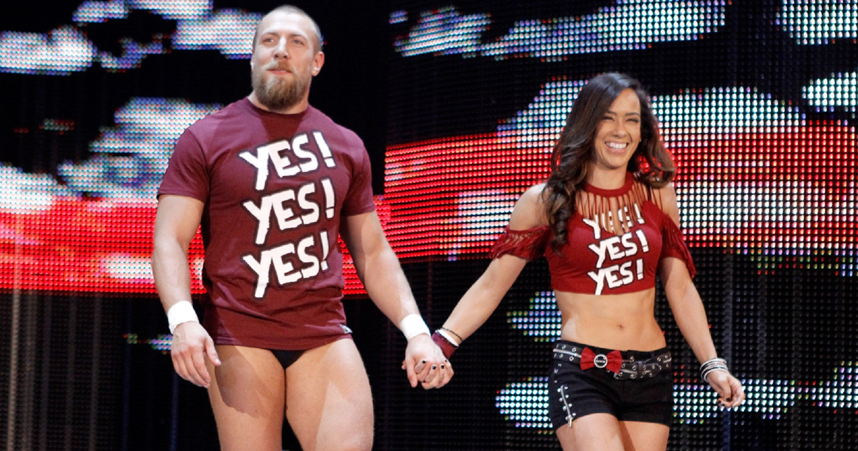 top 15 onscreen wwe couples