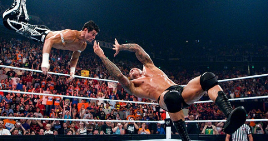 Top 15 most insane rkos of all time - Wwe rated rko wallpaper ...