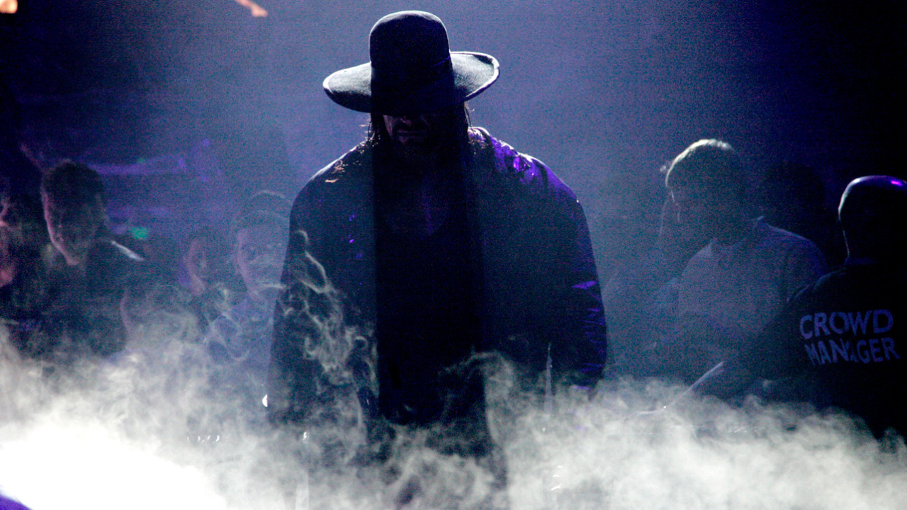 There Are Already Rumours About The Undertaker's Opponent ...