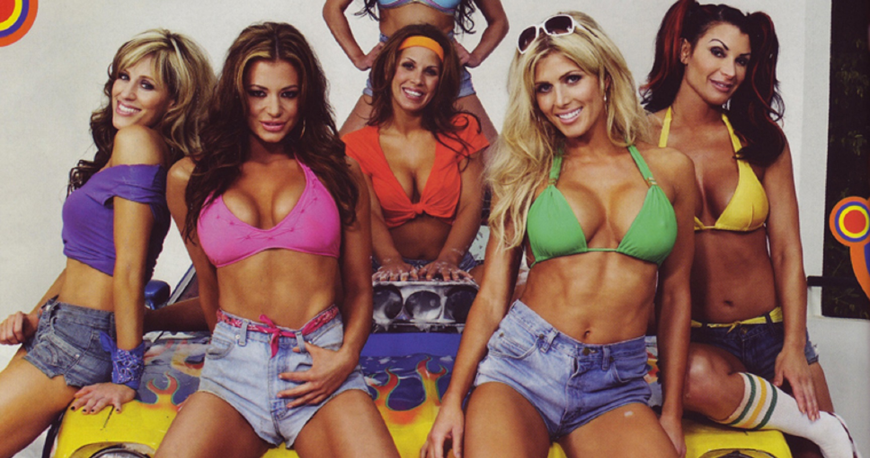 top 25 hottest magazine covers featuring wwe u0027s women