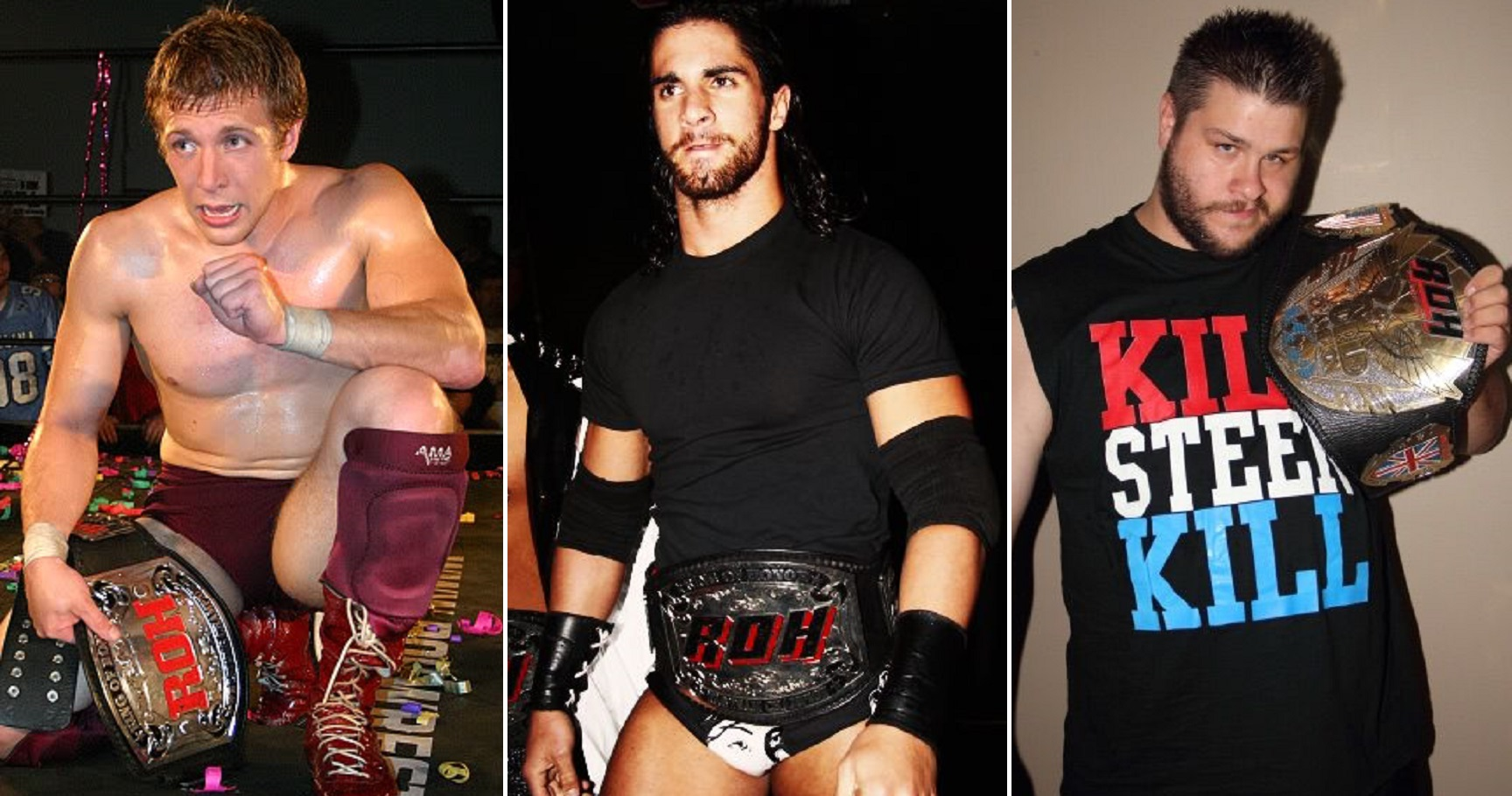 top 15 best wrestlers to make it out of ring of honor