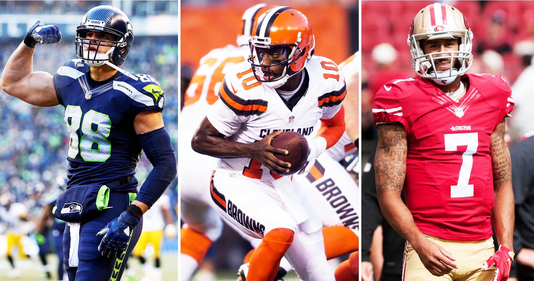 Mock: Giants pick Lock, Jets land star WR