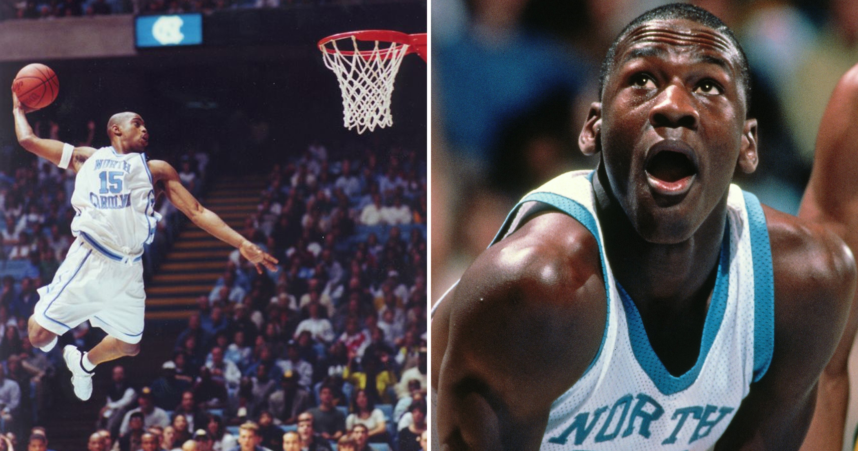 Top of Their Class 15 Craziest College Lineups Based NBA Careers
