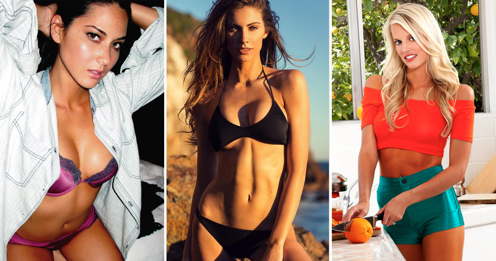 the hottest wag on every nfl team
