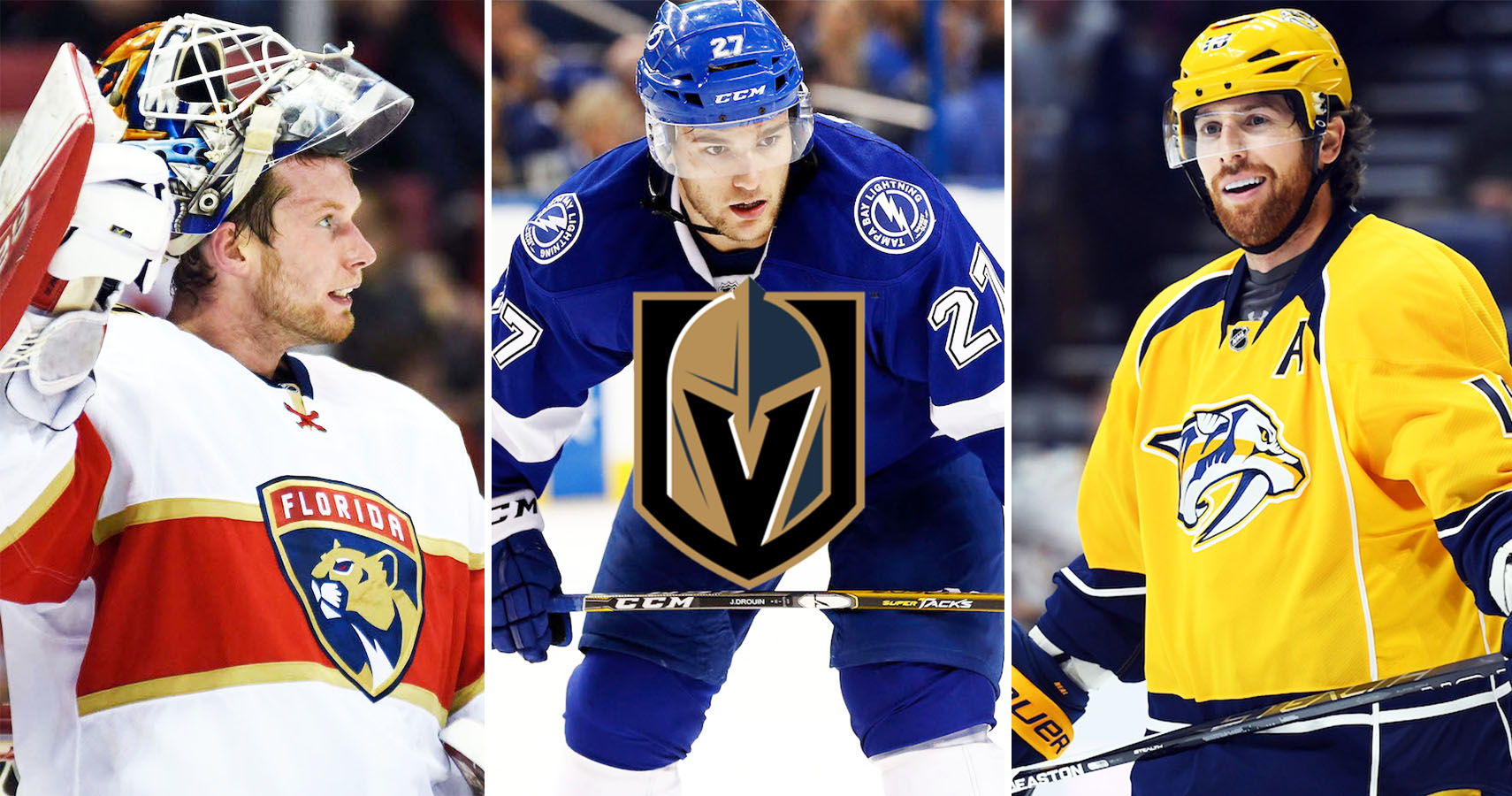 Drafting The Las Vegas Golden Knights Roster Every Nhl