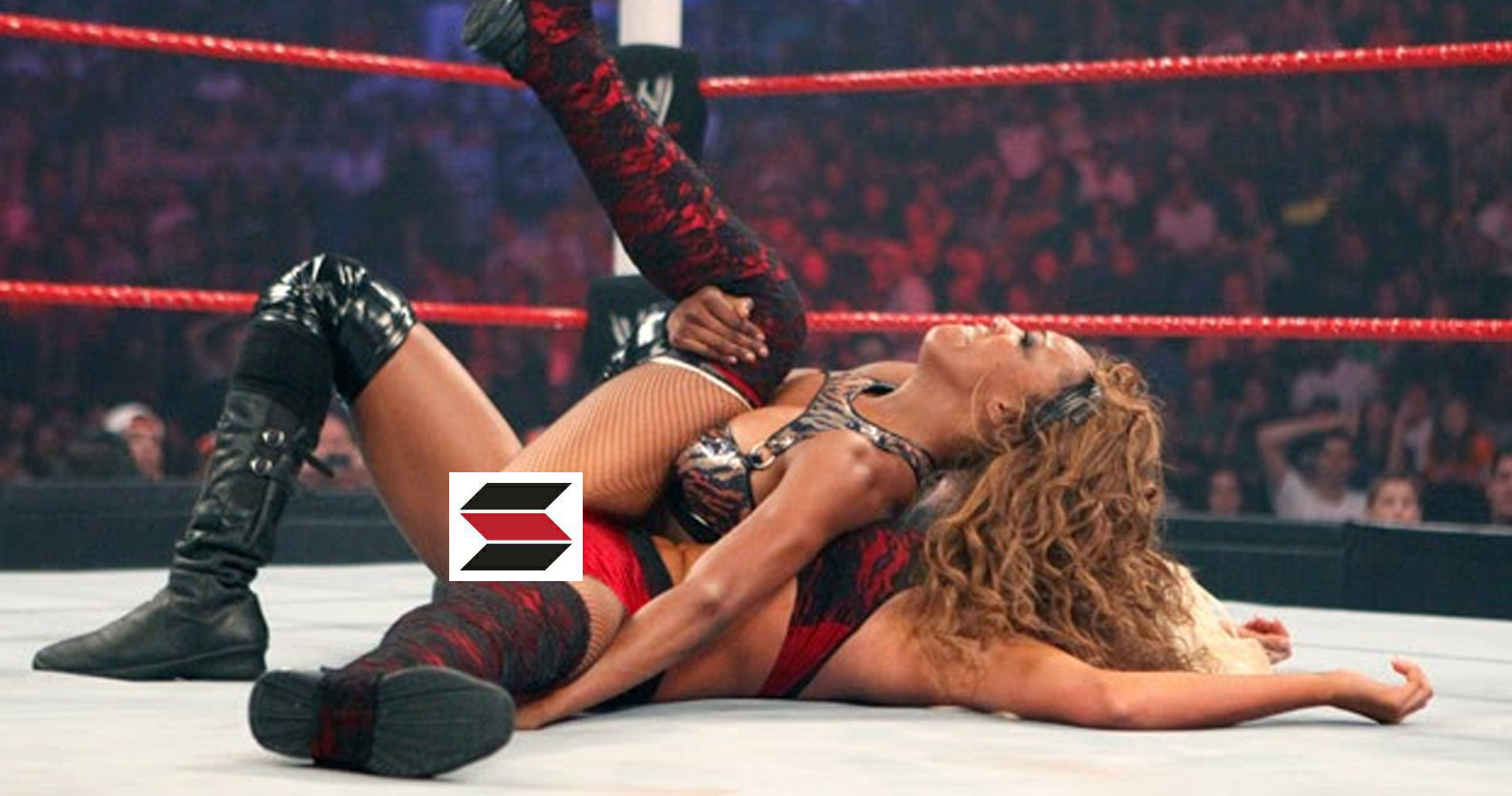 Every Divas Wardrobe Malfunction In WWE History - TheSportster