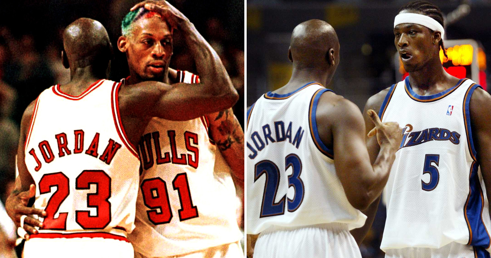 8 Players Who Loved Being Michael Jordan s Teammate And 7 Who Hated It