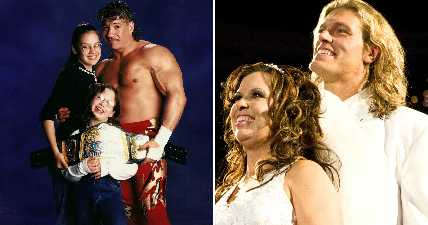 15 Things You Didn't Know About Eddie And Vickie Guerrero ...