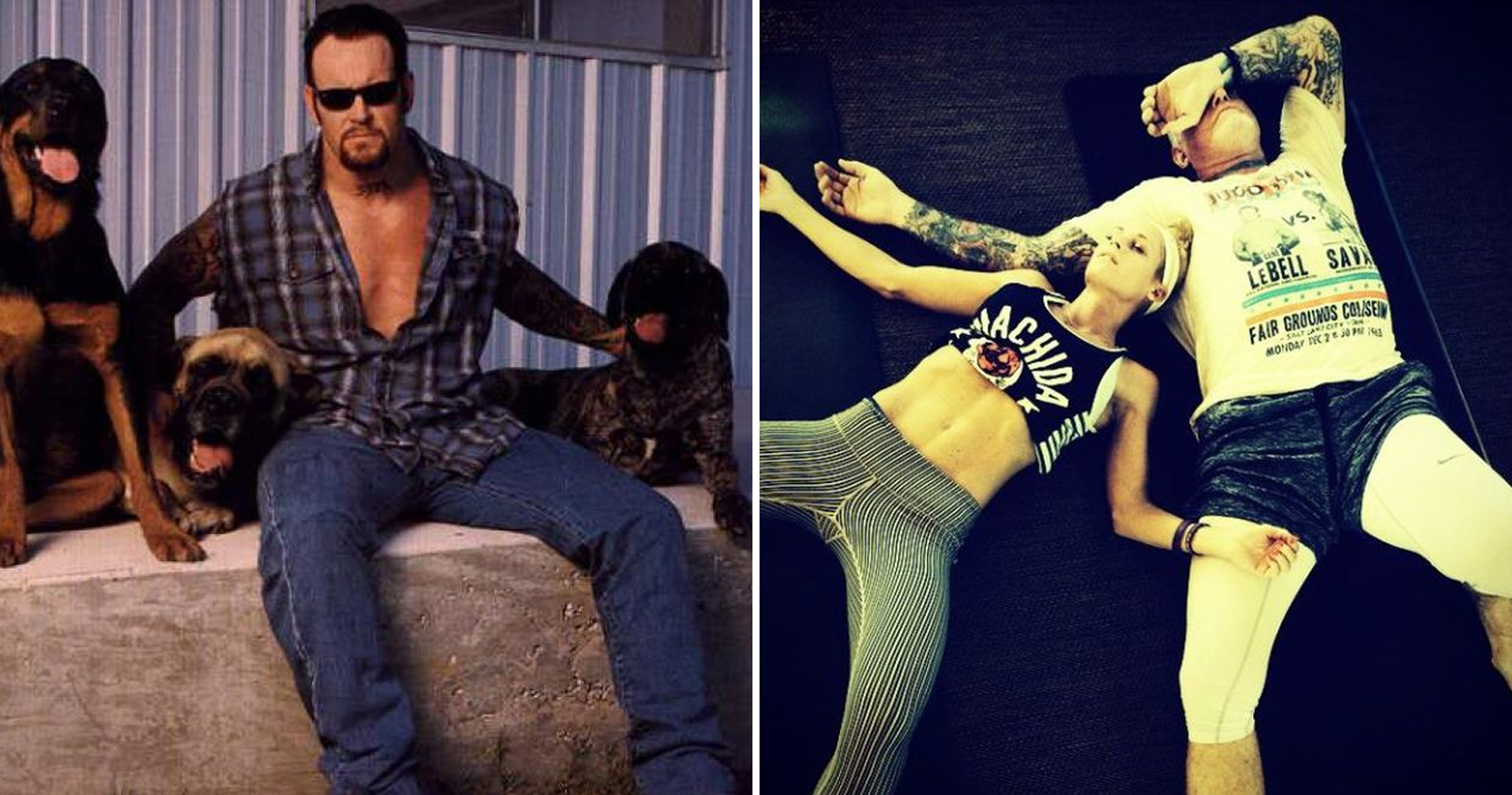 15 Things You Didn't Know About The Undertaker's MarriagesMichelle Mccool And Undertaker 2013
