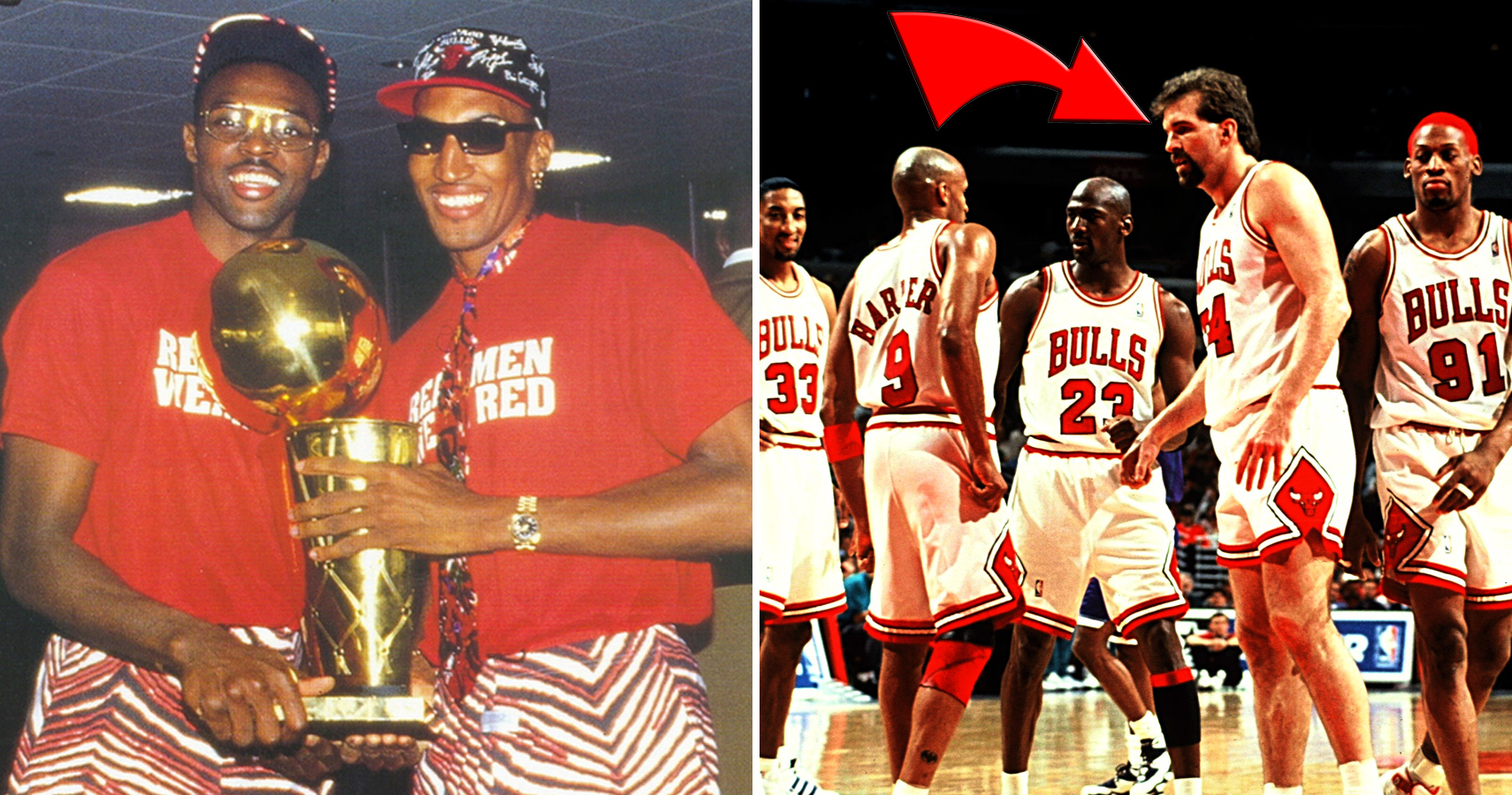 Games Played Between Michael Jordan and Other NBA Stars