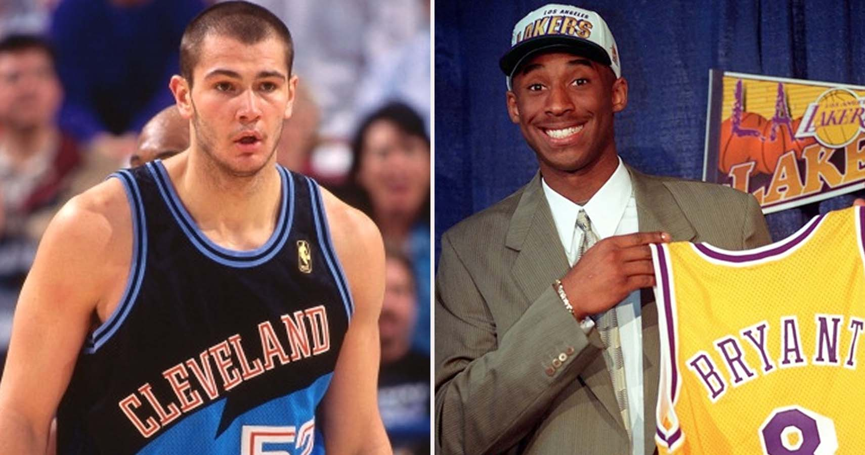15 Busts Who Were Drafted Ahead Future NBA Legends