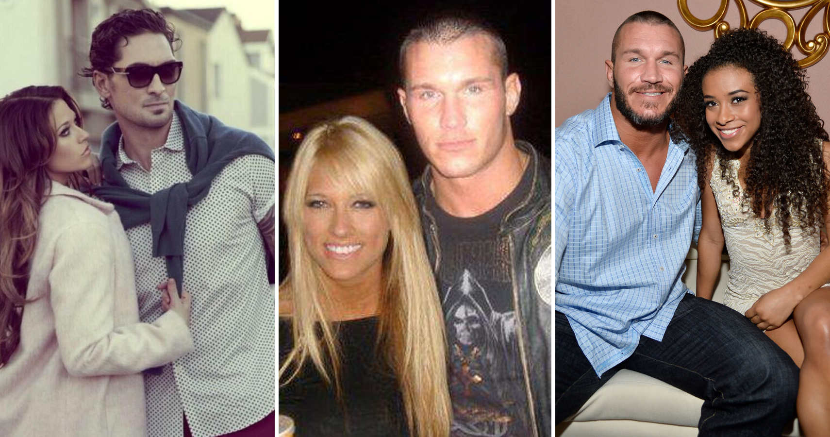 paige dating randy orton Randy orton is dating kim marie kessler after a five-year marriage to samantha speno, randy orton has found love again in the arms of kim.