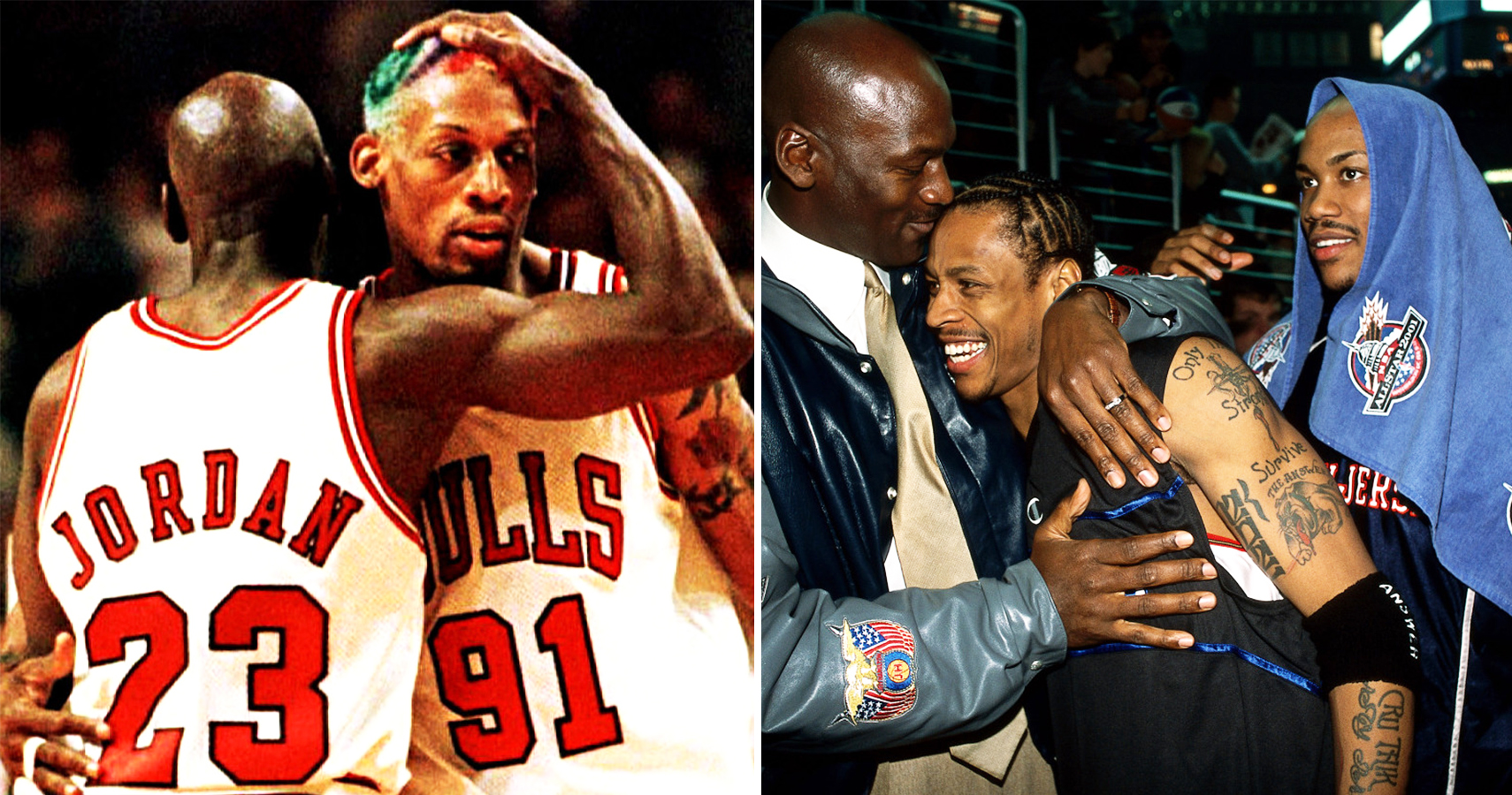 what basketball look like without michael jordan Michael jordan is backing lebron james in his response to donald trump's critical tweet  but it was clear he couldn't let this situation pass without commenting  athlete look-alikes.