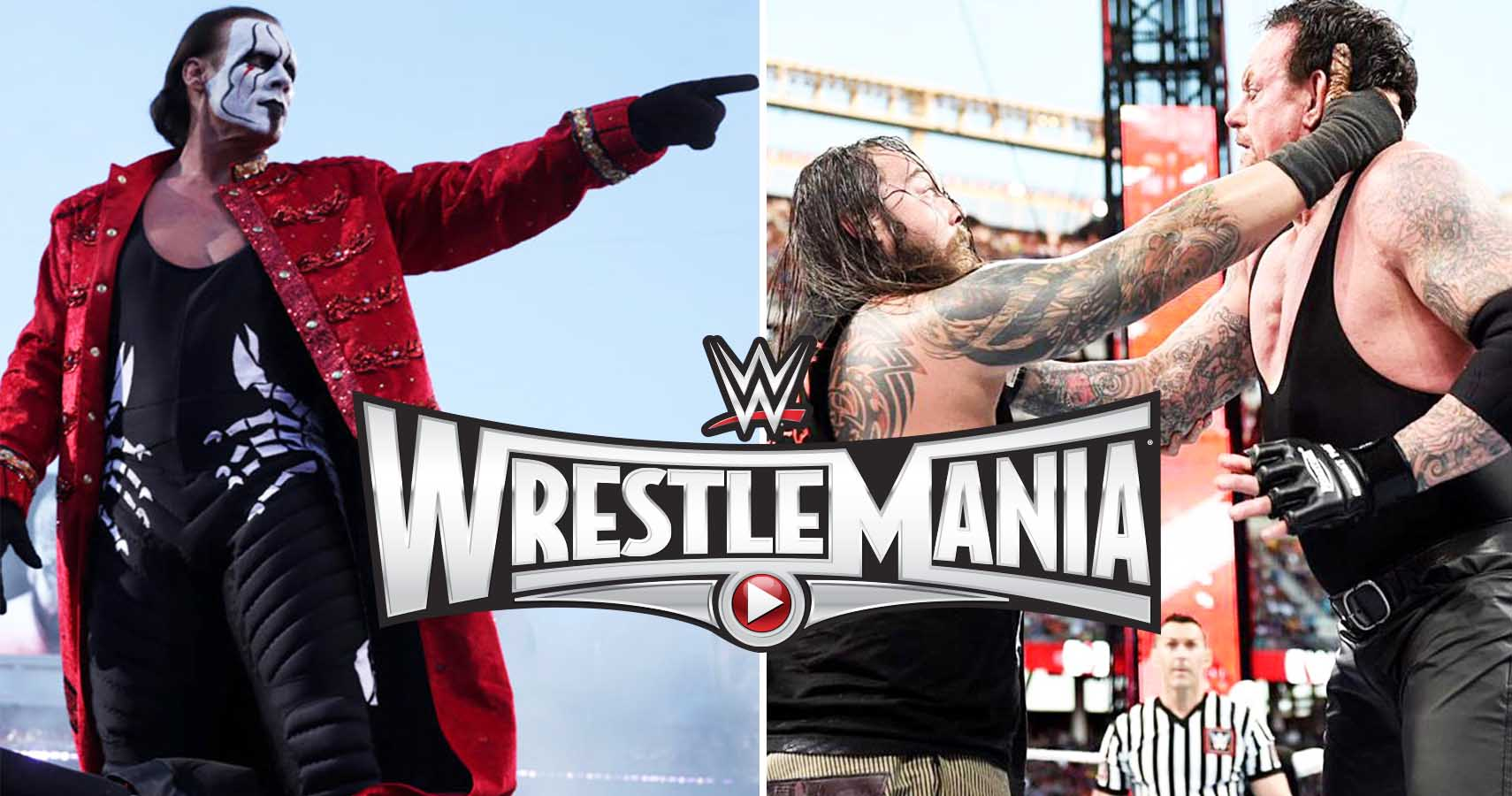 The Undertaker's 8 Worst WrestleMania Opponents And 8 Who ...