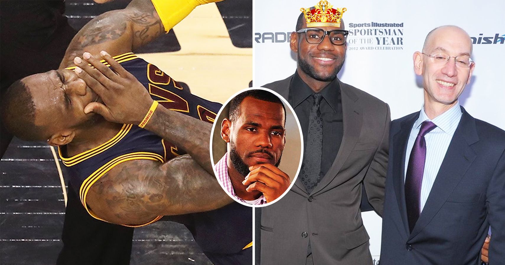 Stong quote by lebron james on the bond with his teammates - Stong Quote By Lebron James On The Bond With His Teammates 84
