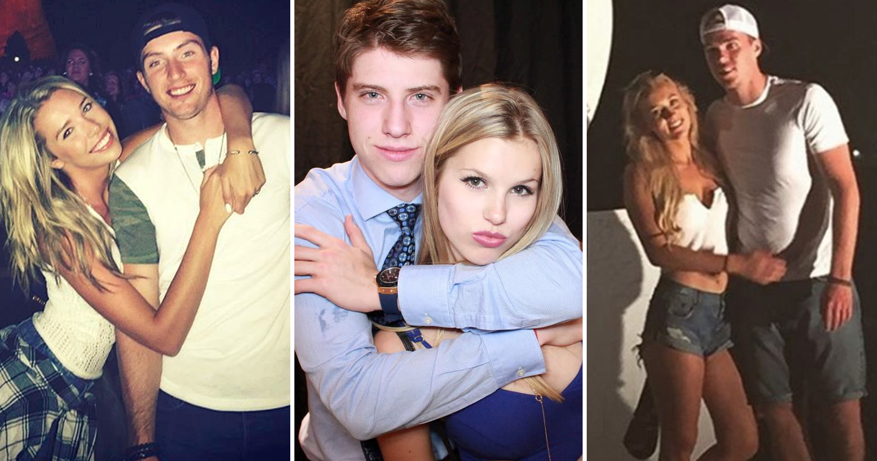 15 hockey players you didnt know have hot girlfriends