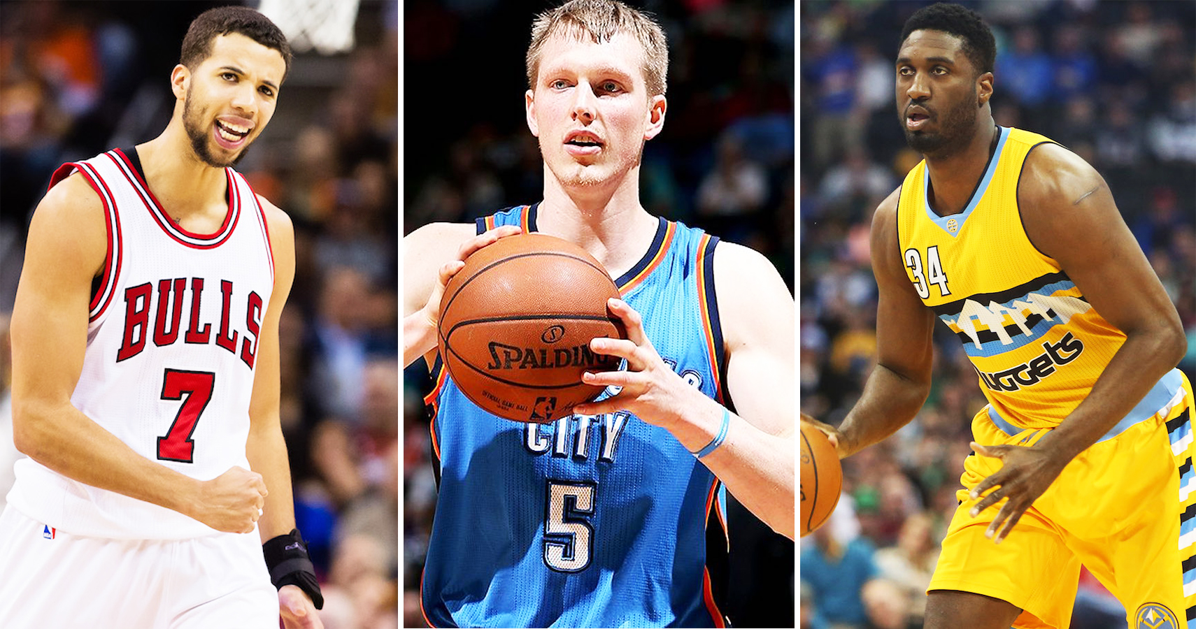Basketball Players: Top 3 Worst Current NBA Players At Each Position