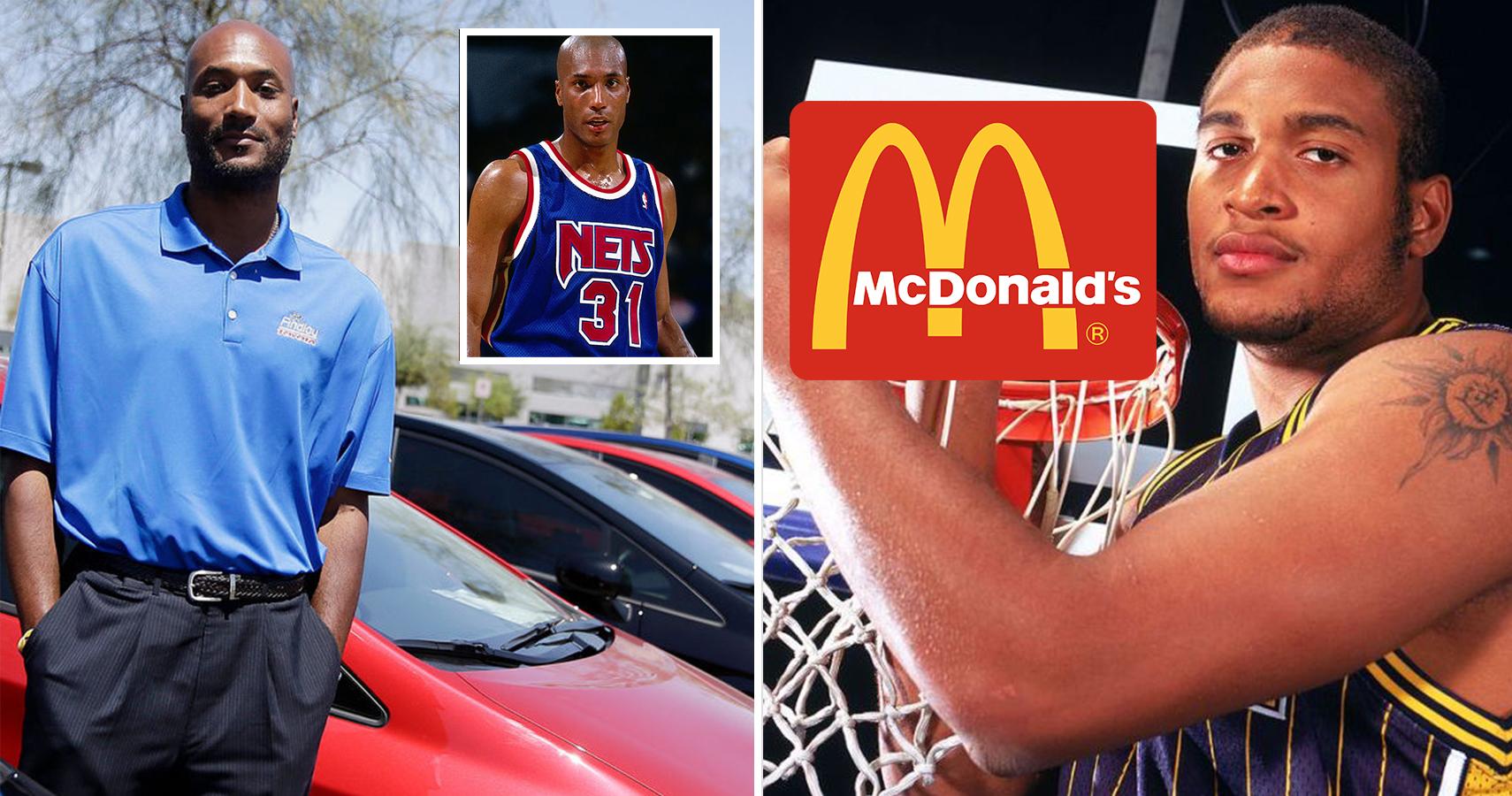 Top 15 NBA Draft Busts Who Had To Get Regular Jobs