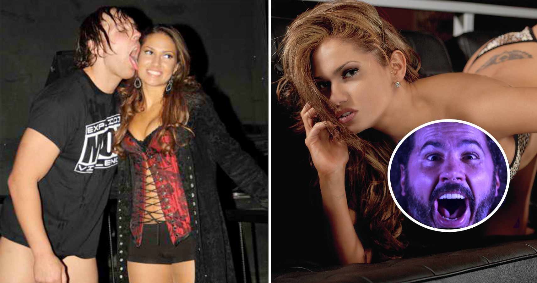 Top 15 Pictures Of Reby Sky That Matt Hardy Wants Deleted-4872