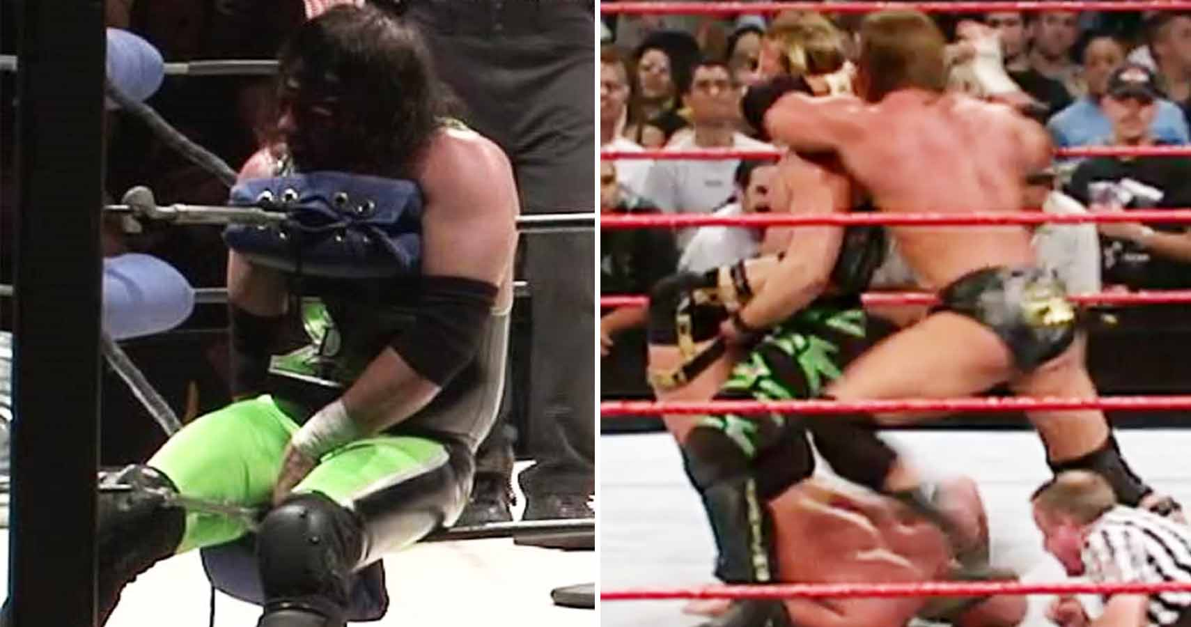 times a simple wrestling move went horribly wrong