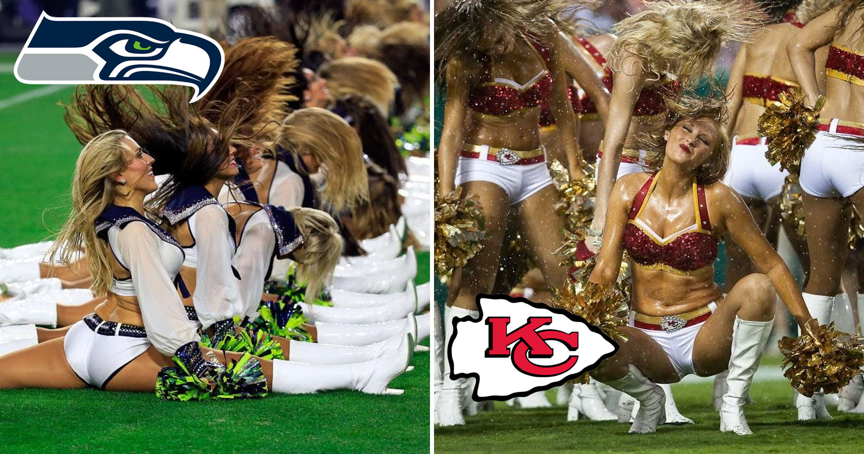 top 15 hottest nfl cheerleading squads of 2017
