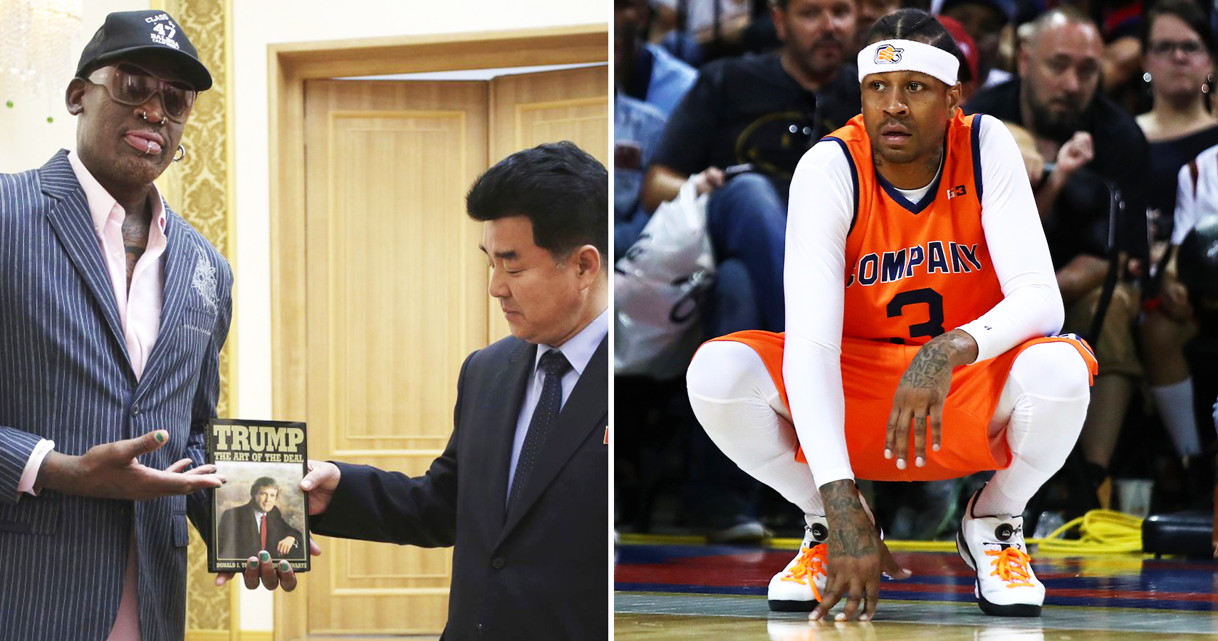 Most Hated NBA Players The 80s and 90s Where Are They Now