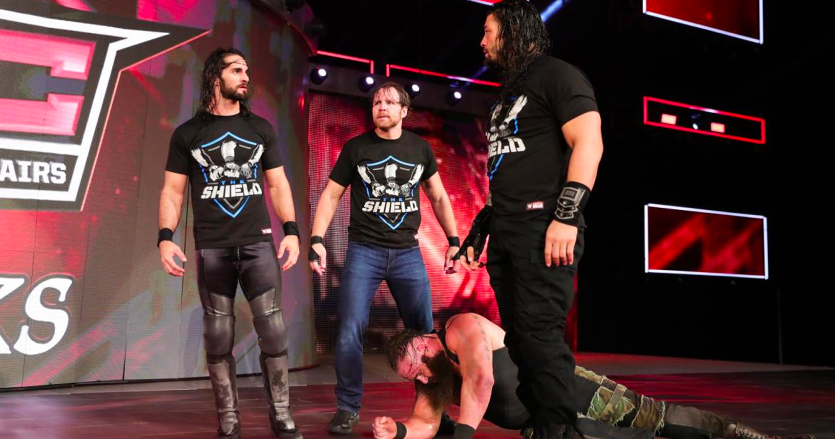 5 names that should join the shield at tlc 2017. Black Bedroom Furniture Sets. Home Design Ideas